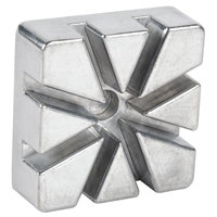 8 Wedge Push Block for French Fry Cutters