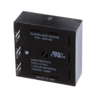 Cleveland 300150-CLE Timer; Solid State; 60 Minute