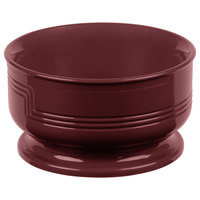 Cambro MDSB9487 Shoreline Collection Cranberry 9 oz. Bowl - 48/Case