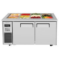 Turbo Air JBT-60 59 inch Refrigerated Buffet Display Table