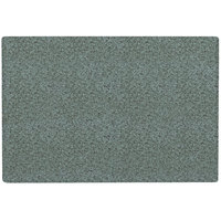 Grosfillex UT270025 X1 32 inch x 48 inch Granite Green Outdoor Molded Melamine Table Top