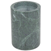 American Metalcraft MWC58 Green Marble Wine Cooler - 7 inch x 4 inch