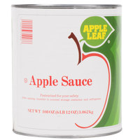 Sweetened Apple Sauce - #10 Can