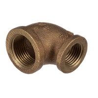 Blakeslee 13441 Elbow 3/4 X 1/2 X 90 Brass Chp