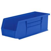 Metro MB30234B Blue Stack Bin 14 3/4 inch x 5 1/2 inch x 5 inch