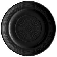 Tuxton CBA-090 Concentrix 9 inch Black China Plate - 24/Case