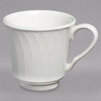 Homer Laughlin by Steelite International HL8876900 Kensington Ameriwhite 7 oz. Bright White China Tea Cup - 36/Case