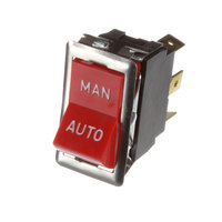 Blodgett 6498 Red Rocker Switch