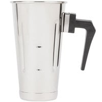 30 oz. Stainless Steel Malt Cup with Handle