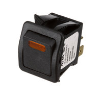 Garland / US Range 1872401 240v Rocker Switch Amber