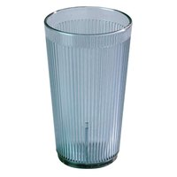 Carlisle 401254 Blue Crystalon SAN Tumbler 12 oz. - 12 / Pack