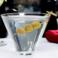 Libbey 224 13.5 oz. Stemless Martini Glass   - 12/Case