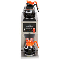 Bloomfield 9010D3F Integrity 3 Warmer In-Line Automatic Coffee Brewer - 120V