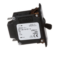 NU-VU 252-6001 20a Breaker Switch