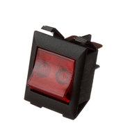 Hatco 02.19.075.00 Switch Roc Dpst 22a 120v Red