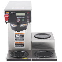 Bunn 38700.0003 Axiom 35-3 Automatic Coffee Brewer with 3 Lower Warmers - 120/240V