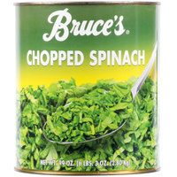 Chopped Spinach #10 Can