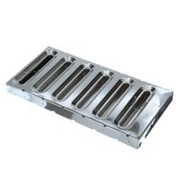 Kason® 67001001020 Trapper Filter, Ss