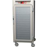 Metro C567-SFC-U C5 6 Series 3/4 Height Reach-In Heated Holding Cabinet - Clear Door