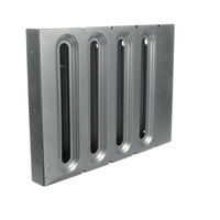 Kason® 67003001216 Trapper Filter 12h X 16w