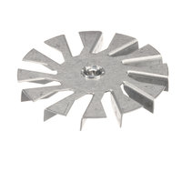 Delfield 6160008 Blade,Fan,3dia,Alum,Dis-