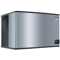 Manitowoc IY-1804A Indigo Series 48 inch Air Cooled Half Size Cube Ice Machine - 208V, 3 Phase, 1860 lb.