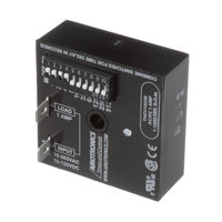 Frymaster 8122185SP Timer Relay Dip Switch Setting