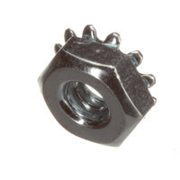 Groen Z071289 Nut Hexagon Keps 6-32