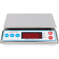 Cardinal Detecto AP-20 20 lb. Digital All-Purpose Portion Control Scale, Legal for Trade