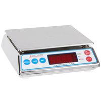 Cardinal Detecto AP-20 20 lb. Digital All-Purpose Portion Control Scale, Legal for Trade