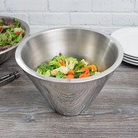 Vollrath 46579 Double Wall Conical 6.4 Qt. Serving Bowl