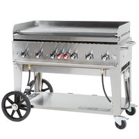 Crown Verity MG-48 Liquid Propane 48 inch Portable Outdoor Griddle