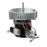 NU-VU 250-1015 Blower Motor W/ Wheel