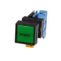 Avtec EL SWT0304 Start Switch; Green