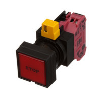 Avtec EL SWT0305 Stop Switch; Red