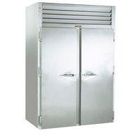 Traulsen RET232LUT-FHS Stainless Steel Two Section Even Thaw Roll In Refrigerator - Specification Line