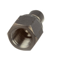 Giles 44150 Fitting, Brass,Male,1/2npt,Quick D