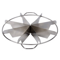 10 inch Stainless Steel 8 Cut Pie Cutter