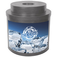 IRP Gray Super Cooler I 010 Keg / Beverage Cooler