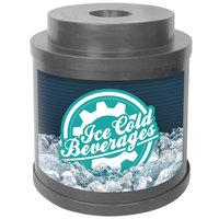 IRP Gray Super Cooler I 010 Keg / Beverage Cooler