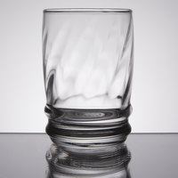 Libbey 29011HT Cascade 6 oz. Juice / Side Water Glass - 72 / Case
