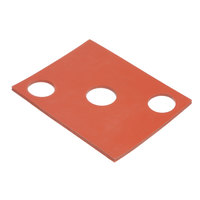 Cleveland WR50072 Gasket; Shaft; Silicone Rubber