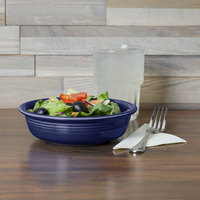 Homer Laughlin 461105 Fiesta Cobalt Blue 19 oz. Medium Bowl - 12/Case