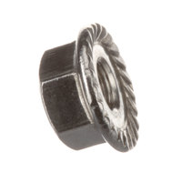 Cleveland C8017008 Nut;Hex;Locking;Serrtd M3;Ss