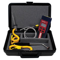 Cooper-Atkins 93970-K AquaTuff Thermocouple with 3 Type-K Probes and Case