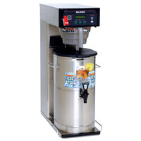 Bunn 35700.0002 ITCB-DV Infusion Coffee and Tea Brewer with 29 inch Trunk and 7-Hole Sprayhead - Dual Voltage