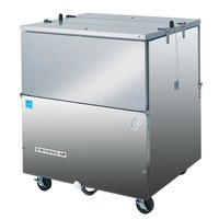 Beverage-Air ST34N-S 34 inch Stainless Steel 2-Sided Cold Wall Milk Cooler