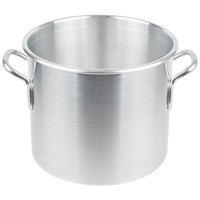 Vollrath 4305 Wear-Ever 20 Qt. Classic Aluminum Rolled Edge Stock Pot
