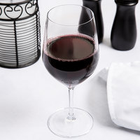 Stolzle 3760035T Ultra 19.5 oz. Bordeaux Wine Glass - 6/Pack
