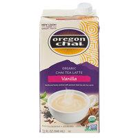 Oregon Chai 32 oz. Organic Vanilla Chai Tea Latte 1:1 Concentrate